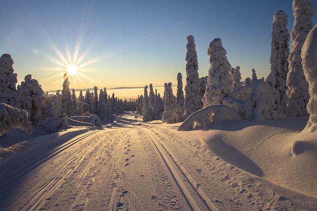 Wintervakantie naar Lapland